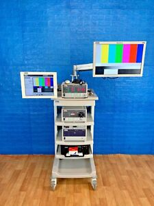 Karl Storz Scb Image 1 Hub 222010 20 Complete Tower H3 Camera tested