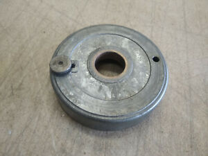 Vintage Craftsman 109 6 Lathe Headstock Spindle Geared Pulley Cap 1 1 Bore