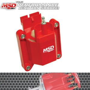 Msd Ignition 8227 Blaster Tfi Coil 5 0 302 351w Mustang Lx Gt 87 93 For Tfi Ford