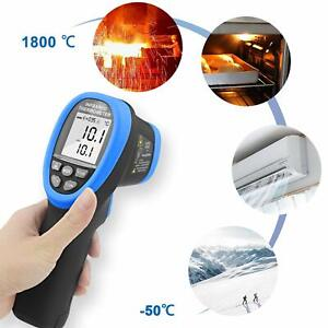 Holdpeak Infrared Thermometer Digital Pyrometer Ir Non Contact Temperature Laser