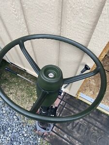 1973 Plymouth Duster Steering Column