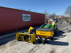 2008 John Deere 2305 4x4 Hydro Compact Tractor W Loader Only 900 Hours