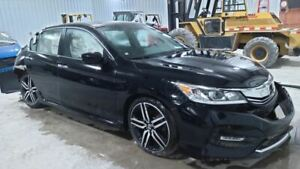 Steering Column Floor Shift Us Market With Fog Lamps Fits 13 17 Accord 1007368