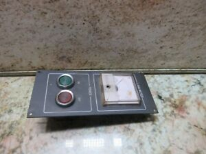 90 Takisawa Ecoturn Cnc Lathe Load Meter Switch Hs 60 a Hsw Power On Off Panel