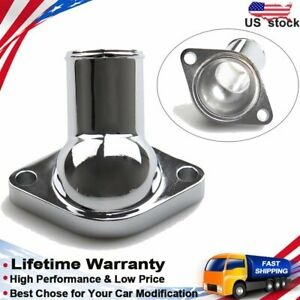 2660 Water Neck Thermostat Housing For Chevy Sbc O Ring 350 327 400 454 55 65