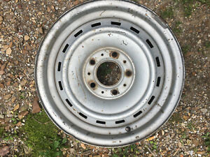 Chevrolet Truck Rally Wheel 15 X 7 5 Lug Wheel