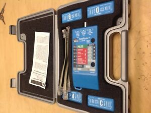Ideal 62 080 Pro Pathfinder 4 Channel Cat 5 Network Wire cable Tester