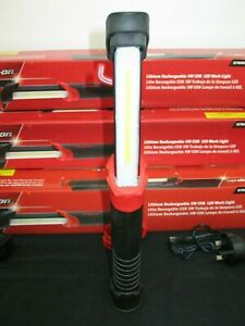 Snap On Tools Lithium Rechargeable Cob Led Work Light With High Low Mode