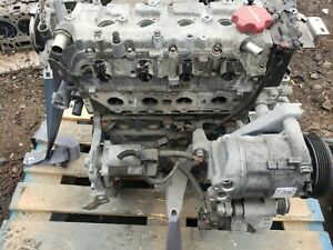 17 18 Fiat 124 Spider 1 4l Turbo Vin K 8th Digit Complete Engine Motor Oem