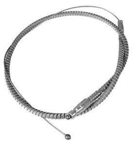 64 66 Corvette Front Parking Brake Cable New Stainless Steel 1377