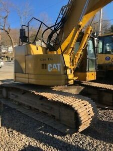 Excavator Cat 321c Lcr In Excellent Condition Ready To Work