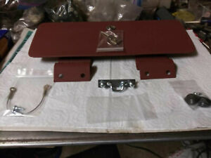 1961 67 Used Ford Econoline Glove Box Door In Brown Primer