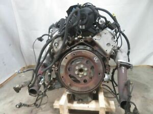 5 3 Liter Engine Motor Ls Swap Dropout Chevy Lm7 112k Complete Drop Out