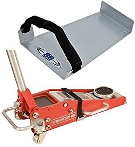 Rb Components Aluminum Floor Mount Aluminum Racing Floor Jack Bracket 2251