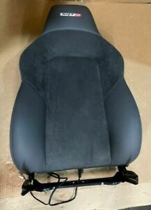 Nos 2005 2006 Chrysler Crossfire Oem Front Seat Back Left 1eb73xdvaa