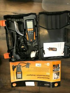 Testo 310 Combustion Gas Analyzer