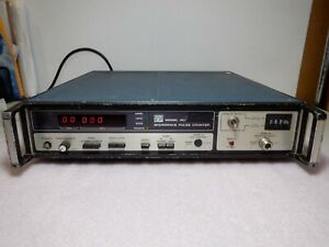 Eip Model 451 Microwave Pulse Counter