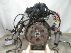 5 3 Liter Engine Motor Ls Swap Dropout Chevy Lm7 129k Complete Drop Out
