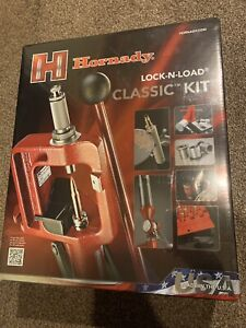 Hornady Lock N Load Classic Single Stage Reloading Kit 085003 $599.99