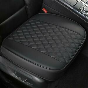 Car Front Seat Pu Leather Pad Cover Full Surround Breathable Auto Chair Cushion