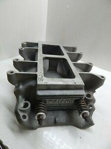 Vintage Weiand Supercharger Intake Blower Bbc 396 402 427 454 502