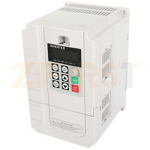 Variable Frequency Drive Ac 380v 7 5kw Three To Three Speed Controller Converter