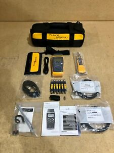 Fluke Networks Ciq kit Cableiq Tester Intellitone Pro 200 Advanced It Kit Ciq