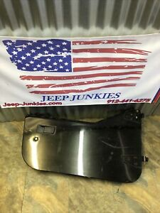 Jeep Wrangler Yj Cj7 82 95 Factory Passenger Steel Half Door Oem