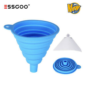 100pcs Fine Paint Paper Filter Strainers Nylon Cone Sieve Cone Cup For Spray Gun
