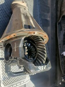 1995 04 Toyota Tacoma Rear Axle Third Member 3 58 Ratio Rear Differential B02a