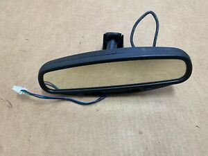 2005 09 Subaru Legacy Outback Rear View Mirror Auto Dimming Oem
