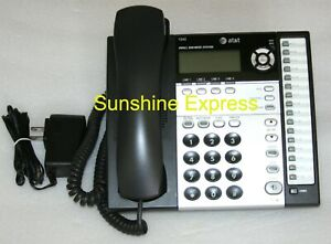 At t 4 line Small Business System Corded Phone 1040