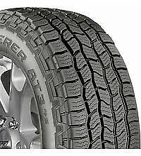 2 X New Cooper Discoverer At3 4s 235 75r15 105t Tires