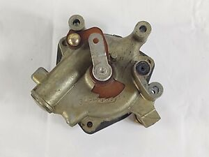 Vintage Holley Carburetor Choke Housing Part Number 34r 1945b Auto Parts