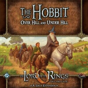 The Lord of the Rings LCG: The Hobbit Over Hill and Under Hill Saga Expansion $24.99