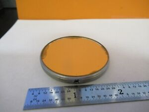 Antique Mirror Unknown Microscope Part Optics As Pictured 47 a 23