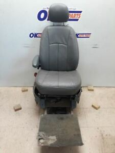 07 2007 Chrysler Town Country Driver Left Front Handicap Seat Braun