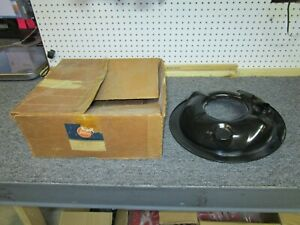 67 Corvette 427 390 Stamped Steel Air Cleaner Base New Gm Nos 6423907