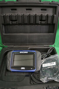 Encore Otc Mrst Vehicle Diagnostic Scanner Tool W Case