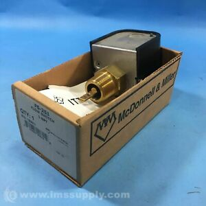 Mcdonnell Miller Fs 251 Flow Switch 1npt 120611