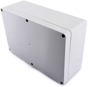 Waterproof Plastic Enclosure Cctv Project Case Power Junction Box For Electronic