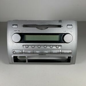 Toyota Tacoma 2005 2011 Am Fm Radio Disc Player 86120 04141 Untested As Is Parts