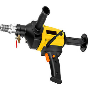 Diamond Core Drill Concrete Water Drilling Machine 110mm 1880w Wet Dry Handheld