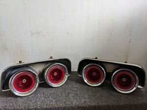 1968 Dodge Charger Tail Lights