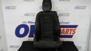 2013 Chevy Zl1 Camaro Convertible Driver Left Front Power Seat Bucket Suede