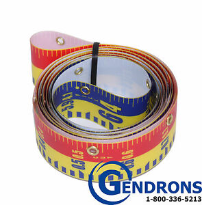 Replacement Tape 10 For Laserline Direct Elevation Cut Fill Lenker Grade Rod