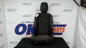13 15 Chevy Camaro Zl1 Passenger Right Front Bucket Seat Black Suede Convertible