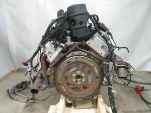 4 8 Liter Engine Motor L20 Gm Gmc Chevy 104k Complete Drop Out Ls Swap