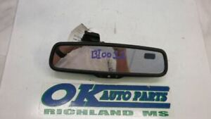 08 Mustang Inside Rear View Mirror With Compass