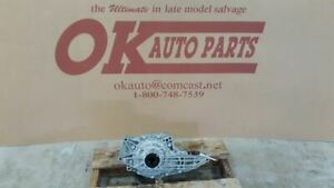 05 2005 Buick Rainier Front Diff Differential Carrier Assembly 3 73 Ratio Gt4